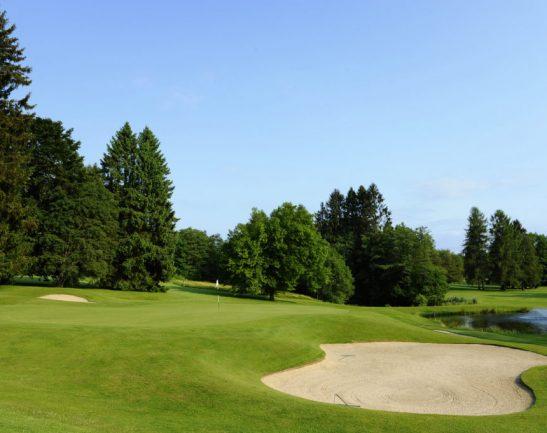 Golf Club de Lausanne Photo: Alain Grosclaude / Zoom Juin 2013